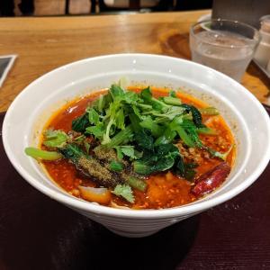 オーソドックスな味わい 刀削第一麺 渋谷店@渋谷