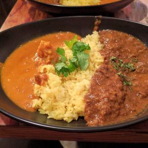 カレー初心者にとっては複雑な食べ物 カリガリ@渋谷