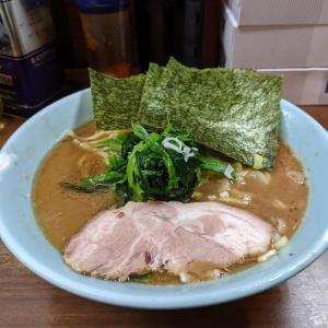 「麺柔らかめ」は好みかも らーめん侍@渋谷