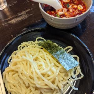 流行りの味とは違う旨さ つけそば丸永@埼玉県飯能市