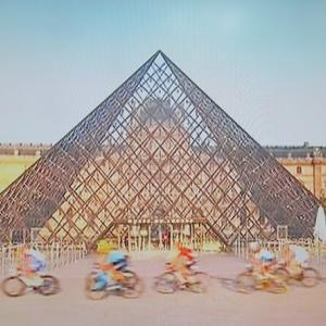 ツール・ド・フランス2019をJSORTS1の再放送で見る2
