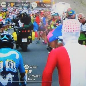 ツール・ド・フランス2019をJSORTS1の再放送で見る3
