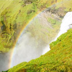 【2019北欧旅】アイスランド南部ツアーで滝をハシゴ