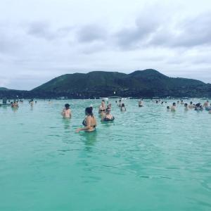 【2019北欧旅】世界最大の露天風呂、ブルーラグーン