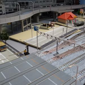地上駅前部分の再整備