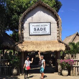 THE ササックのサデ村に行ってきました