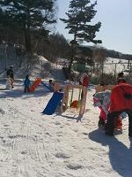 長野 スキー場 キッズパーク