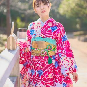 竹本茉莉 さん smooth TOKYO 振袖団体撮影会 (2020/1/13) その5