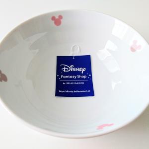 ベルメゾン ディズニーファンタジーショップ『 マルチに使えるラーメン鉢 ミッキー ピンク 』