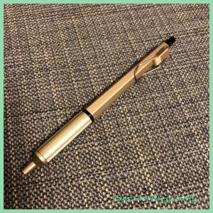 手帳のペンのこと
