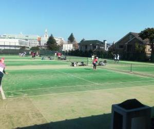 神奈川県ジュニアテニス選手権大会18GD 2R