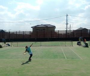 神奈川県ジュニアテニス選手権大会18GS/18GD 1R
