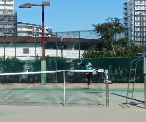 東京都私学テニス選手権大会 女子シングルス