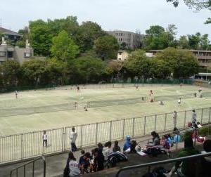 東京都高等学校テニス選手権大会シングルス予選1~3R