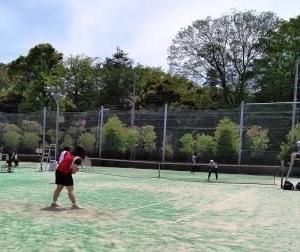 東京都高等学校テニス選手権大会ダブルス予選 1~3R