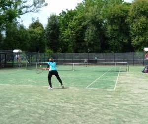 東京都高等学校テニス選手権大会シングルス予選 3~5R(予決)