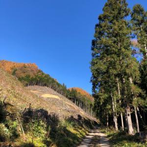 鉱石山〜朝倉山(川場村)