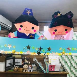 人形たちの七夕祭りその3 祭篇