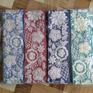 インド刺繍リボンをご存知ですか?