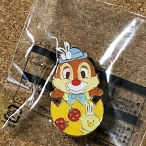 アブーズバザール☆イースターのピンバッジ
