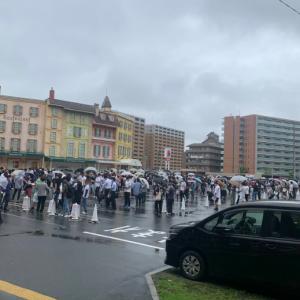 1000人超えの並びも…7月7日のパチンコ屋、早朝から猛者達が続々と集結してエライことに