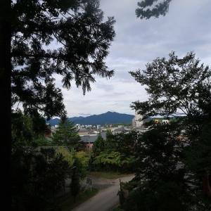 久しぶりに今日の太平山