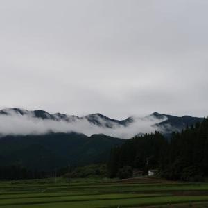 昨日の太平山