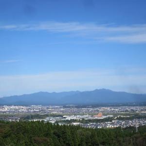 久しぶりの大森山