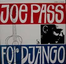For Django / Joe Pass