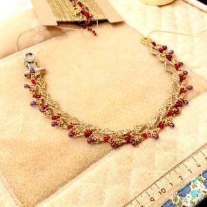 【Beads Art 展】2日目お客様のご紹介です!