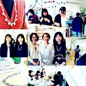 【Beads Art 展】5日目最終日、どうもありがとうございました