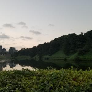東京出張一日目