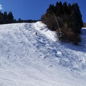 スキーな余韻の月曜日