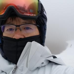 2019~2020シーズン滑走日数17日目、久万スキーランドファイナルデイ