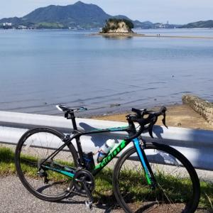 しまなみ海道サイクリング→ビール激ウマ