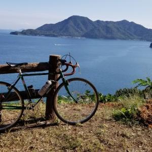 自転車な余韻の月曜日