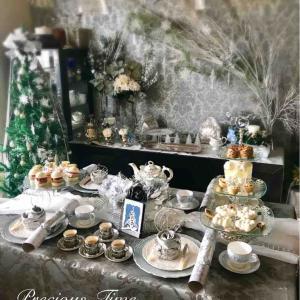 クリスマスレッスン初日