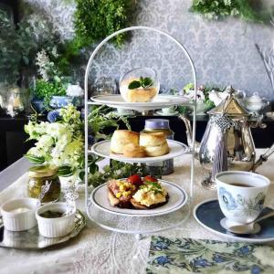 AfternoonTea at Home おひとりさまプチアフタヌーンティー