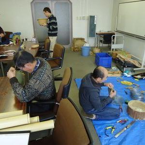 寶介さんの竹細工教室