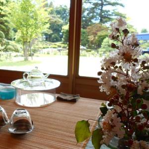 2020年9月の藤田記念庭園茶会 開催のお知らせ