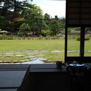2021年7月の藤田記念庭園茶会 開催のお知らせ
