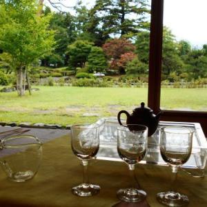 2021年8月の藤田記念庭園茶会 開催のお知らせ