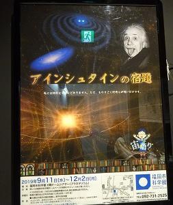 アインシュタインとロリポップ。