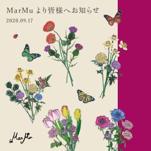 MarMuより皆様へお知らせ
