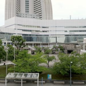 円形広場「プラザ」