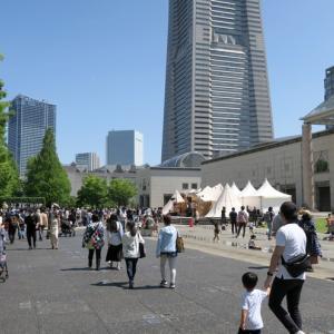 グランモール公園・美術の広場