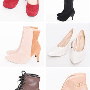 ※速報※  新登場!! 冬物 大きいサイズ 冬物ブーツ&パンプス発売開始!! 25~29cm