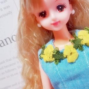 お人形も♪ #ジェニー #ドール 001