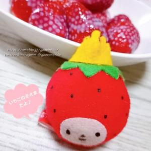 好きな果物 #ぬいぐるみ #ぬい撮り #いちご 089