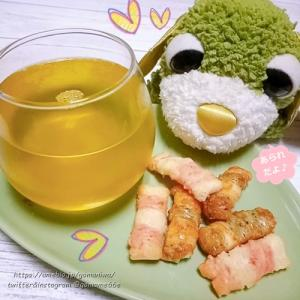 お茶に合うお菓子 #ぬいぐるみ #ぬい撮り #お茶犬 091